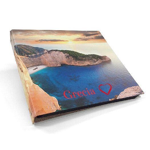 Album Soft-Touch ad anelli 27x23