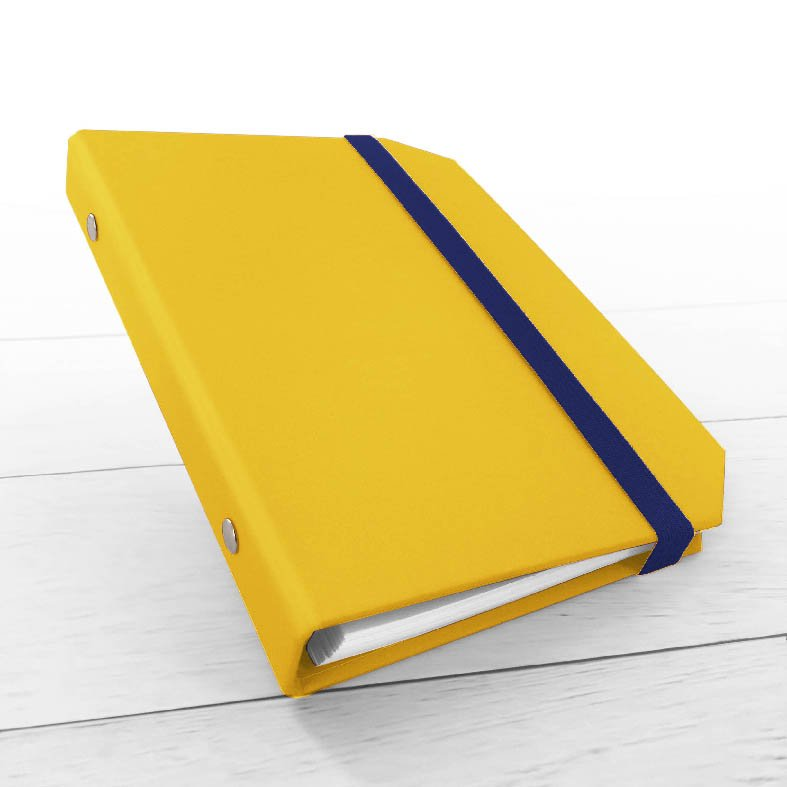 RingNotebook Giallo